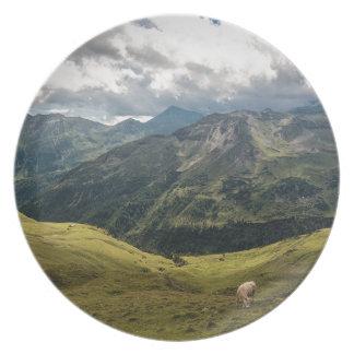 Assiette Vallée de Grossglockner