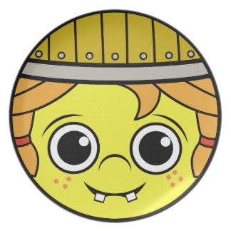 Assiette Viking font face