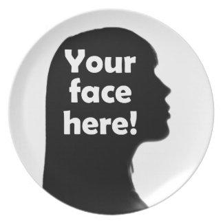 Assiette votre-visage-ici-copie