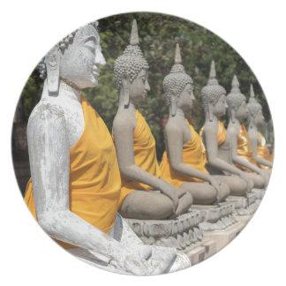 Assiette Wat Yai Chai Mongkhon, Ayutthaya