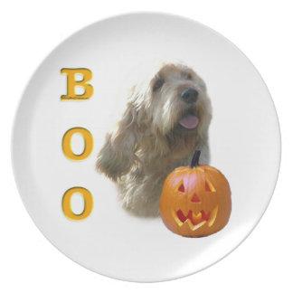 Assiettes En Mélamine L'Otterhound Halloween HUENT