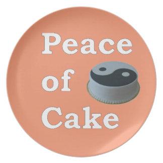 Assiettes En Mélamine Plus de zen quelque chose énonciations - paix de