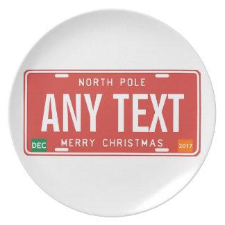 Assiettes En Mélamine Pôle Nord 2017