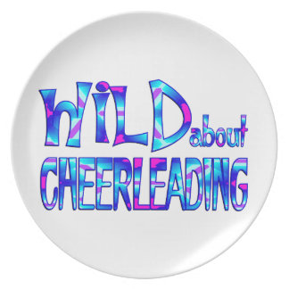 Assiettes En Mélamine Sauvage au sujet de Cheerleading