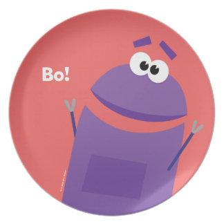 Assiettes En Mélamine StoryBots BO plaquent