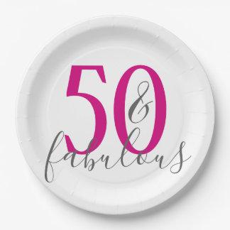 Assiettes En Papier 50 modernes et plats fabuleux de fête