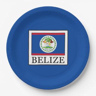 Assiettes En Papier Belize