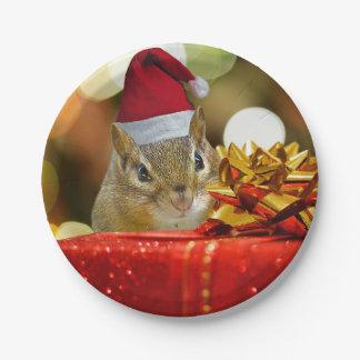 Assiettes En Papier Joyeux Noël de tamia mignonne
