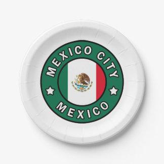 Assiettes En Papier Mexico Mexique