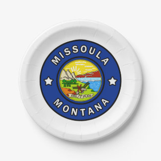 Assiettes En Papier Missoula Montana