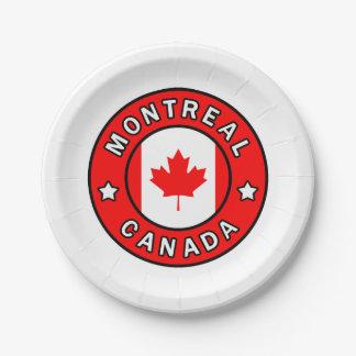 Assiettes En Papier Montréal Canada