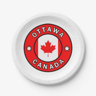Assiettes En Papier Ottawa Canada