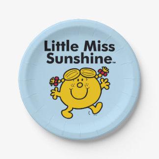 Assiettes En Papier Petite petite Mlle Sunshine de la Mlle | est un