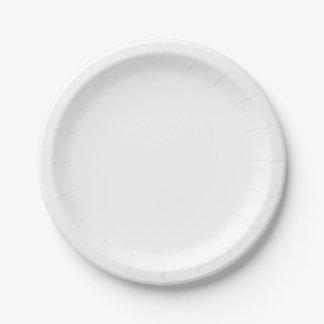 Assiettes En Papier Petites plaques à papier