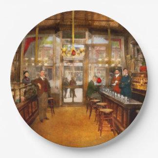 Assiettes En Papier Pharmacie - la pharmacie 1910 de Congdon