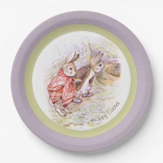 Assiettes En Papier Plaques à papier de Beatrix Potter