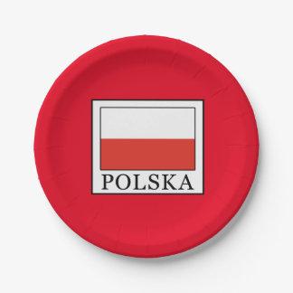 Assiettes En Papier Polska