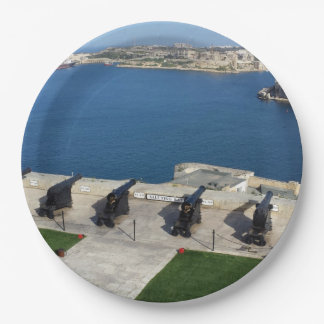 Assiettes En Papier Port grand à Malte