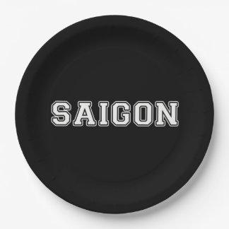 Assiettes En Papier Saigon