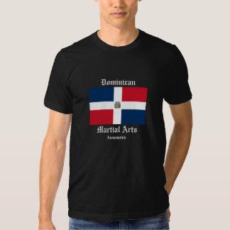 Association dominicaine d'arts martiaux t-shirt