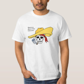 Association dominicaine d'arts martiaux t-shirt