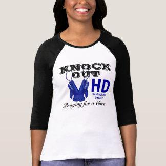 Assommez la conscience de la maladie de Huntington T-shirt