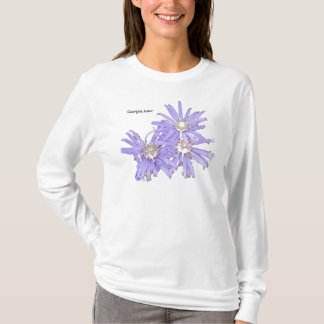 Aster de la Géorgie T-shirt