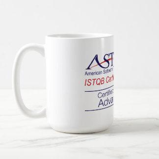 ASTQB a certifié la tasse avancée par appareil de