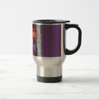 """Astract tasse de café """"sur aller"""""""