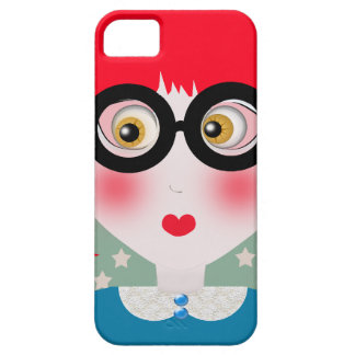 Astrid Coques iPhone 5 Case-Mate