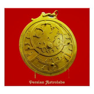 Astrolabe Affiches