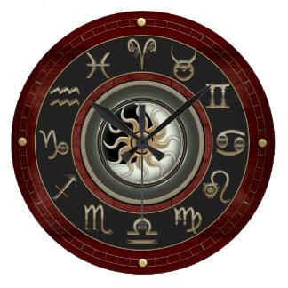 Astrologie Grande Horloge Ronde