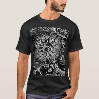 Astrologie Sun et lune par Albrecht Durer T-shirt