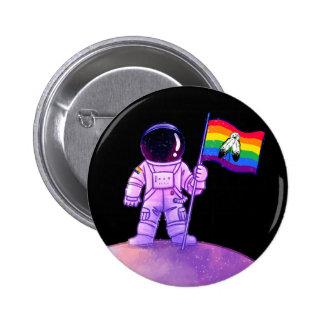 Astronaute de fierté [Deux-Esprit] Badges