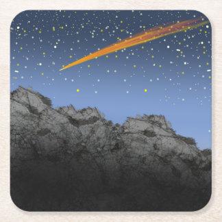 Astronomes Dessous-de-verre Carré En Papier