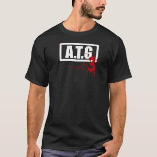 ATG 3 - T-shirt noir