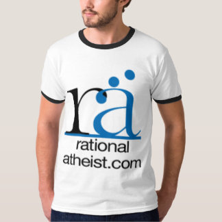 Athée rationnel t-shirts