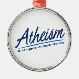 Athéisme une organisation de non-prophète décorations pour sapins de noël