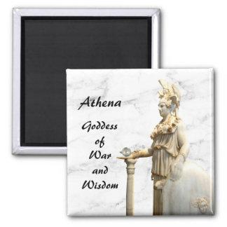 Athéna 2 magnet carré