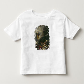 Athéna visitant les Muses T-shirt Pour Les Tous Petits