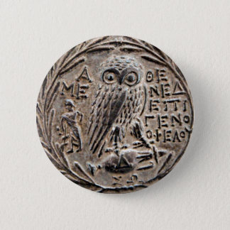 Athènes Tetradrachm argenté Badge