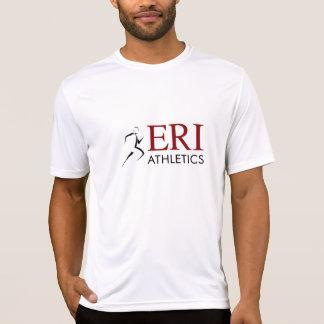 Athlétisme d'ERI - T-shirt de Micro-Fibre de