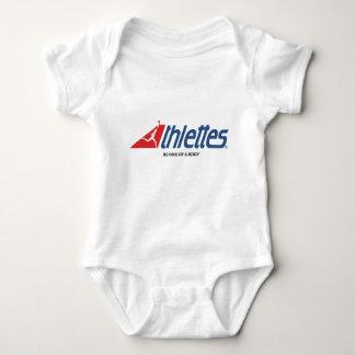 ATHLETTES.COM SOIT UN D'UNE BARBOTEUSE AIMABLE DE