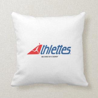 ATHLETTES.COM SOIT UN D'UNE SORTE OREILLERS
