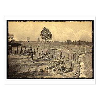 Atlanta, guerre civile de GA USA Cartes Postales