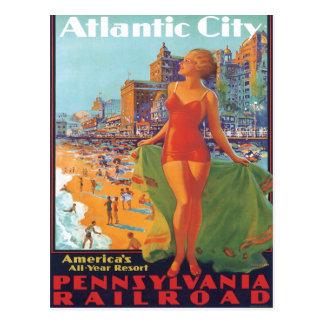 Atlantic City, New Jersey Carte Postale