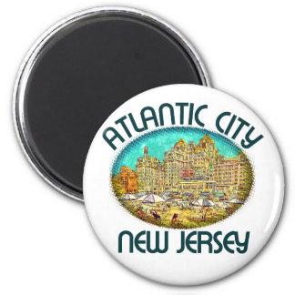 Atlantic City, New Jersey Aimants