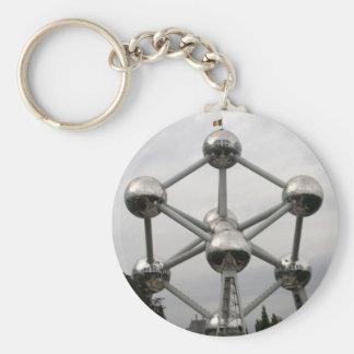 Atomium Porte-clé Rond
