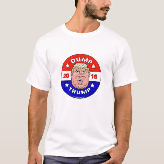 Atout de décharge, anti T-shirt de Donald Trump