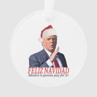 Atout. Feliz Navidad, Mexique va payer lui !